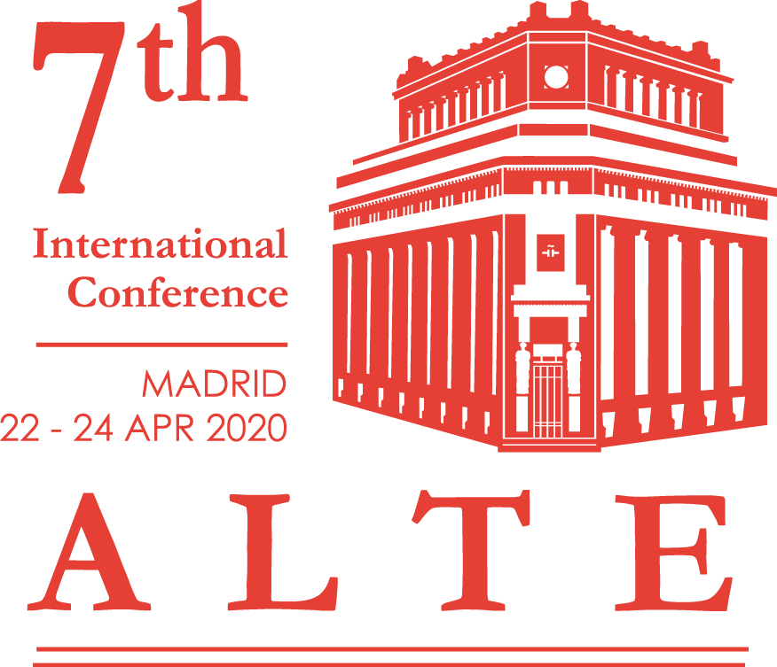 Association of Language Testers in Europe (ALTE) - Madrid 2020
